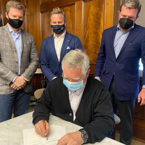 Nashville Agreement
